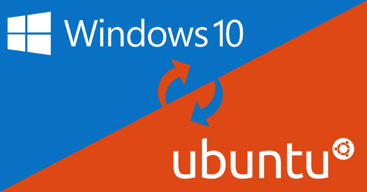 Ubuntu Bash Console Windows 10