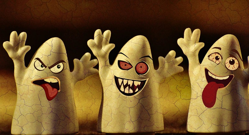 Halloween apps