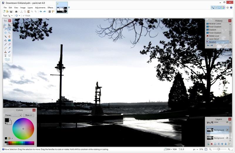 Photo edit applications