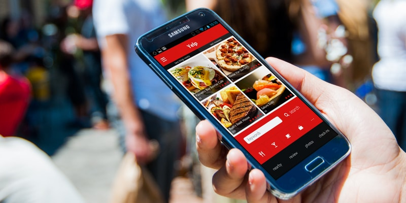 Applications To Search For Restaurants