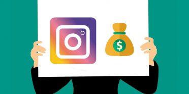 credit card on Instagram