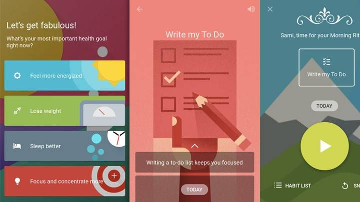 Applications with Material Design