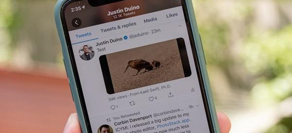 how to delete someone else's tweet